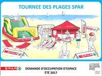 TOURNEE DES PLAGES SPAR