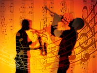 SOIREE JAZZY ORGANISEE PAR L'ASSOCIATION JAZZ PERIGNANAIS 25/11