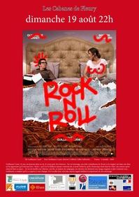 CINEMA SOUS LES ETOILES AUX CABANES : ROCK'N ROLL