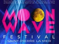1ER MOONWAVE FESTIVAL SAINT-PIERRE LA MER