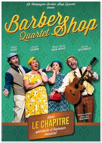 HUMOUR MUSICAL : BARBER SHOP QUARTET