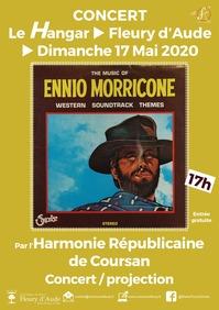 CONCERT DE L'HARMONIE RÉPUBLICAINE DE COURSAN