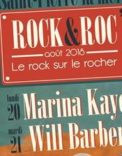 LE ROCK SUR LE ROC - WILL BARBER