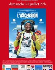 CINEMA SOUS LES ETOILES AUX CABANES : L'ASCENSION