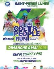 color run 2018 affiche