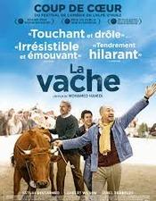 PROJECTION DE FILM SUR GRAND ECRAN AUX CABANES : LA VACHE