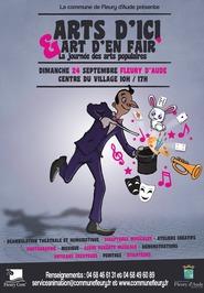 ARTS D'ICI ARTS D'EN FAIR