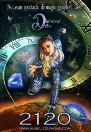 "SPECTACLE MAGIC AURÉLIE DIAMOND ""2120"""
