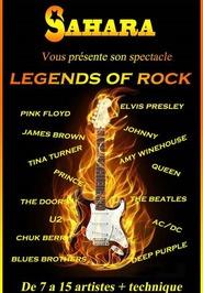 "SPECTACLE ""SAHARA LEGENDS OF ROCK"""