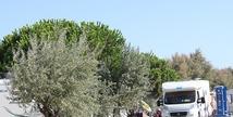 AIRE DE SERVICES POUR CAMPING-CARS - Fleury