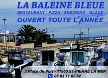 LA BALEINE BLEUE - Fleury