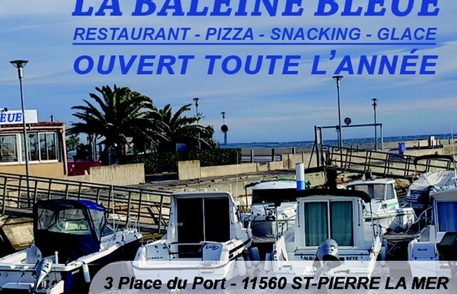 LA BALEINE BLEUE 1 - Fleury